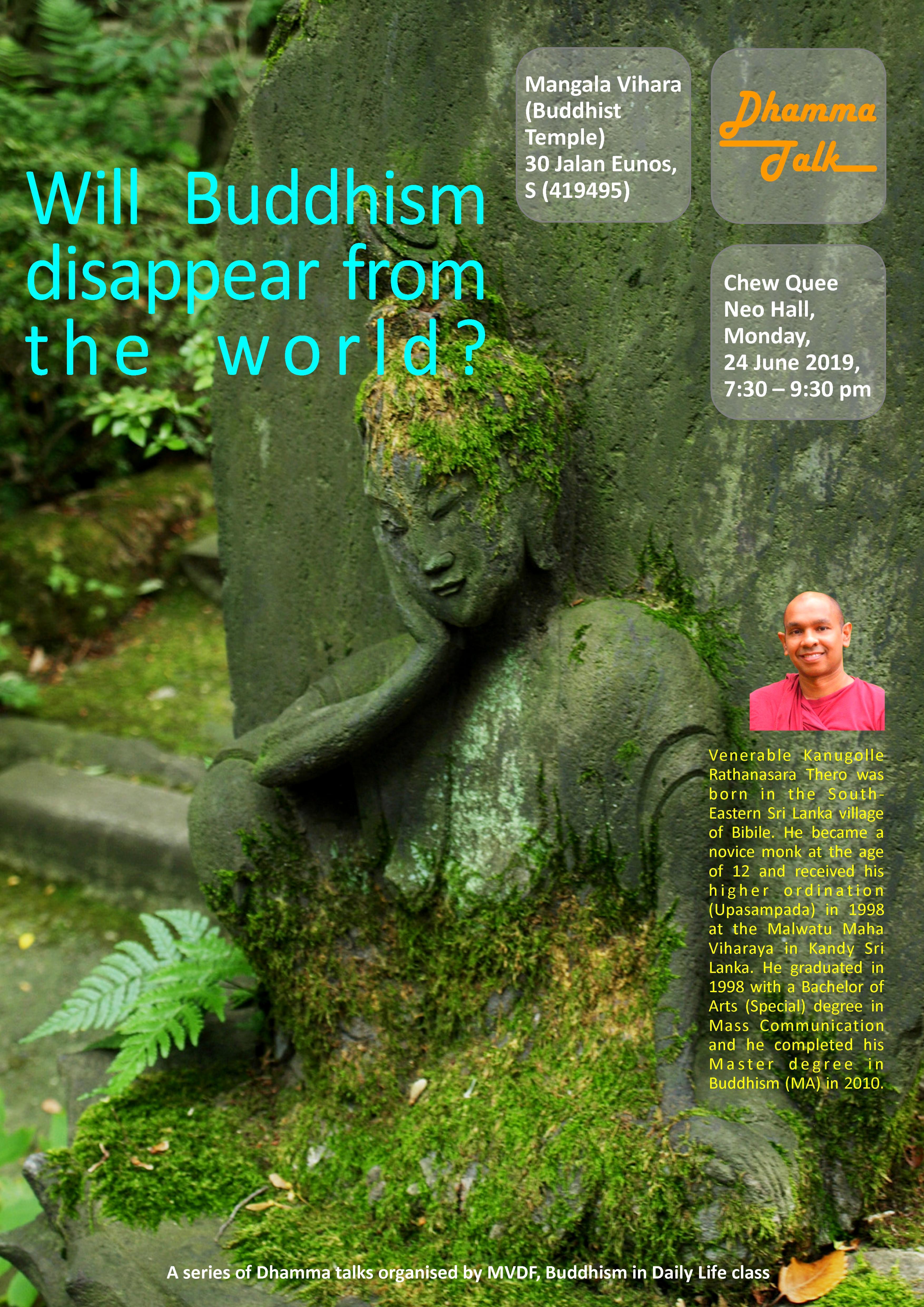 Dhamma Talks – Mangala Vihara